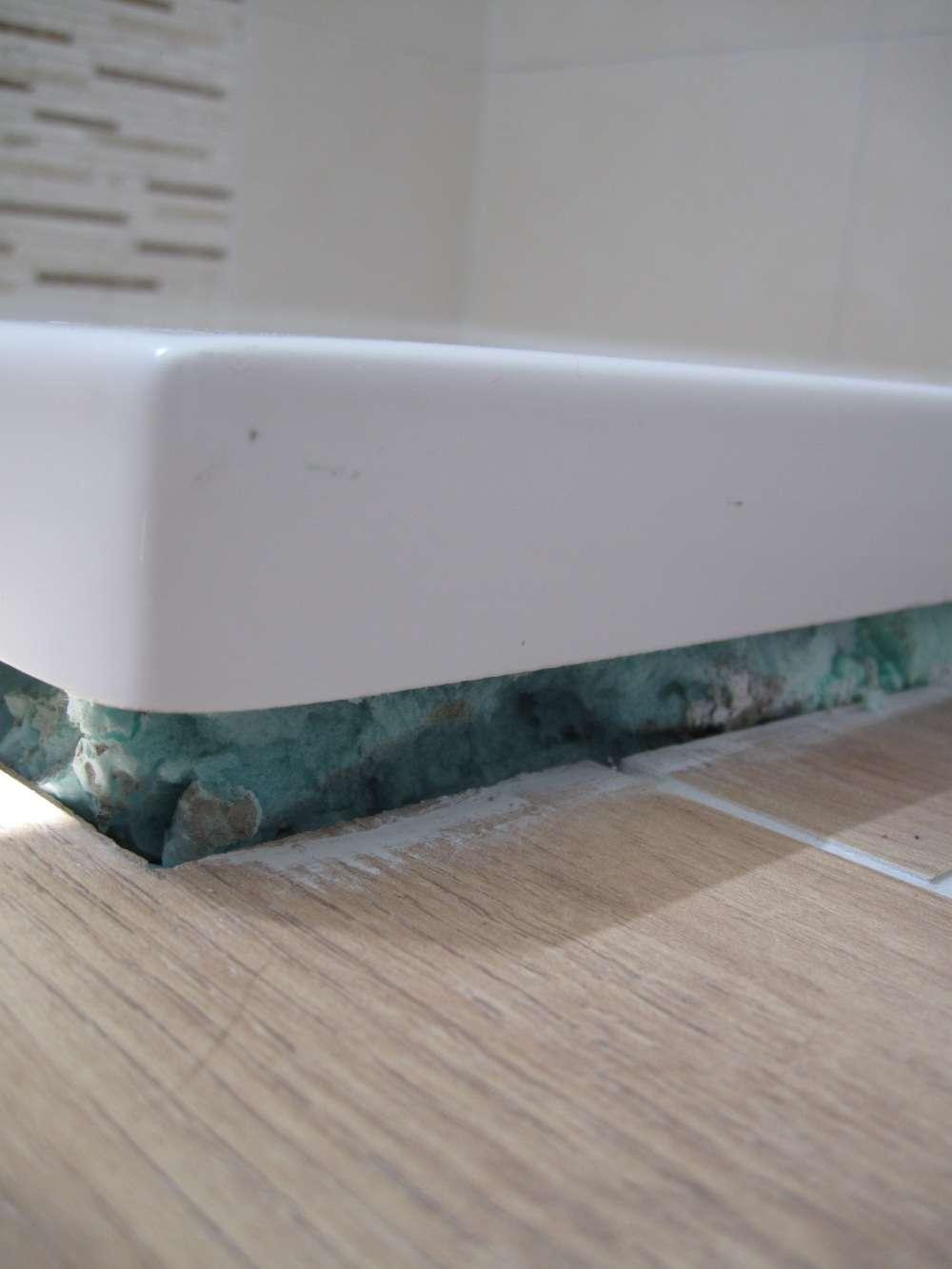 dusche ausreichend dicht und stabil bauforum auf. Black Bedroom Furniture Sets. Home Design Ideas
