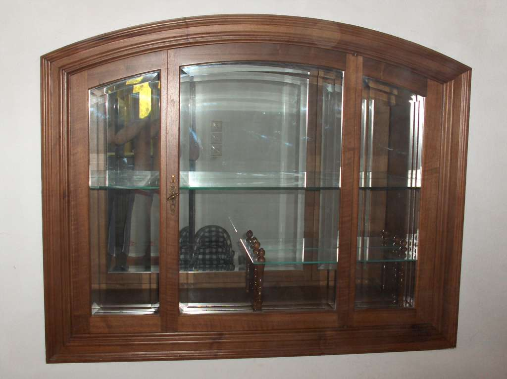 antike einbau vitrinen forum auf. Black Bedroom Furniture Sets. Home Design Ideas