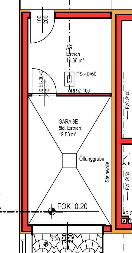 umkehrdach auf garage bauforum auf. Black Bedroom Furniture Sets. Home Design Ideas