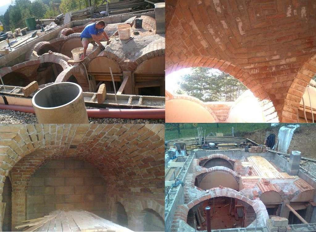 Weinkeller gewölbe bauen  Gewölbe im Wohnbereich | Bauforum auf energiesparhaus.at