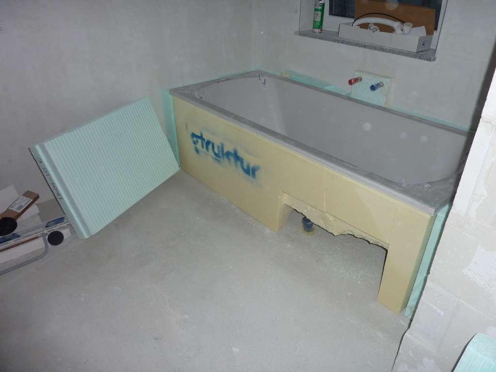 badewanne mit ytong ummauern bauforum auf. Black Bedroom Furniture Sets. Home Design Ideas