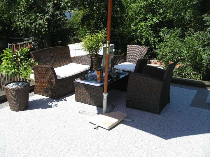 steinteppich auf der terrasse forum auf. Black Bedroom Furniture Sets. Home Design Ideas