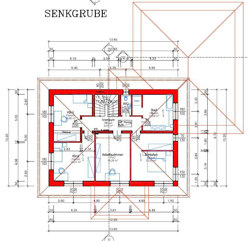 ausf hrungsplan die 2 seite 2 bauforum auf. Black Bedroom Furniture Sets. Home Design Ideas