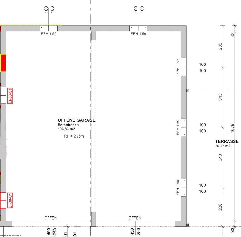 garage bel ften stmk bauforum auf. Black Bedroom Furniture Sets. Home Design Ideas
