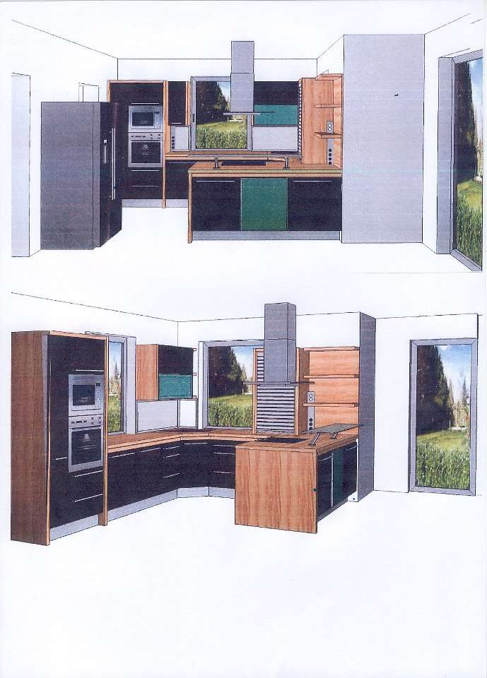 zeigt her eure küchen! - Seite 3 | Forum auf energiesparhaus.at | {Dan küchen u form 12}