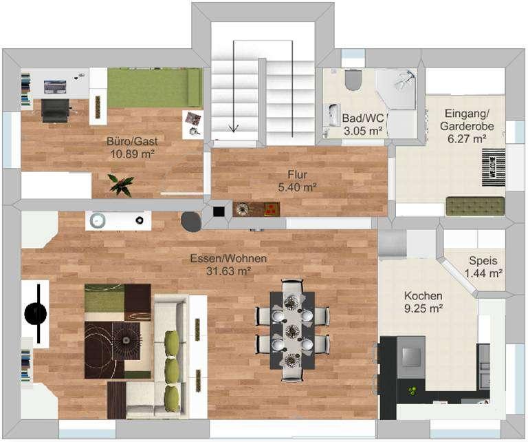 haus wohnzimmer oben:1000+ images about grundrisse on Pinterest