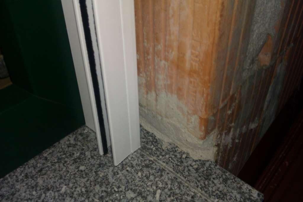Außenfensterbank - Problem Wasserrinne | Fensterforum auf ...