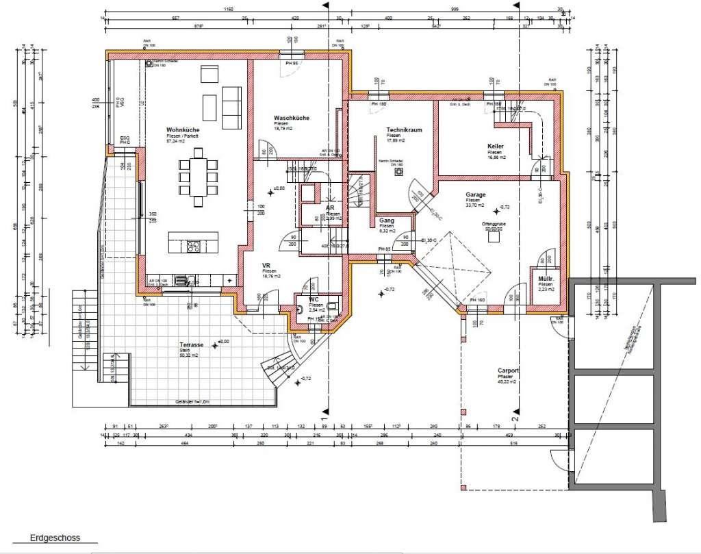Grundriss Zeichnen Darstellung : Hier gibts meinen Grundriss  Grundrissforum auf energiesparhausat