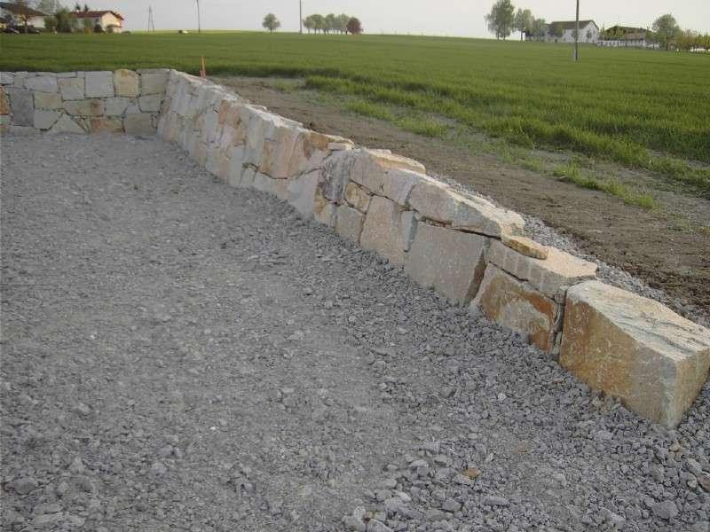 Kosten Natursteinmauer | Forum auf energiesparhaus.at