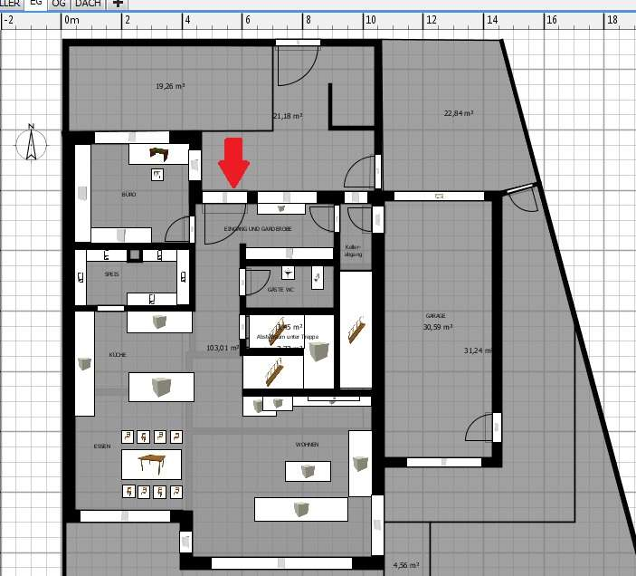 grundriss entw rfe grundrissforum auf. Black Bedroom Furniture Sets. Home Design Ideas