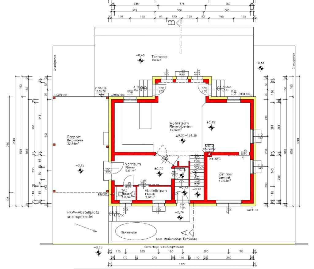Unser hausplan eure meinung seite 2 bauforum auf for Hausplan einfamilienhaus