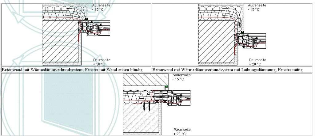 Favorit Fenster in Betonwand einbauen | Fensterforum auf TL49