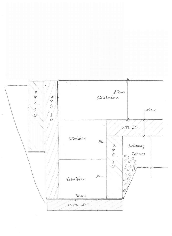 Skizze Aufbau Bodenplatte Bauforum Auf Energiesparhaus At
