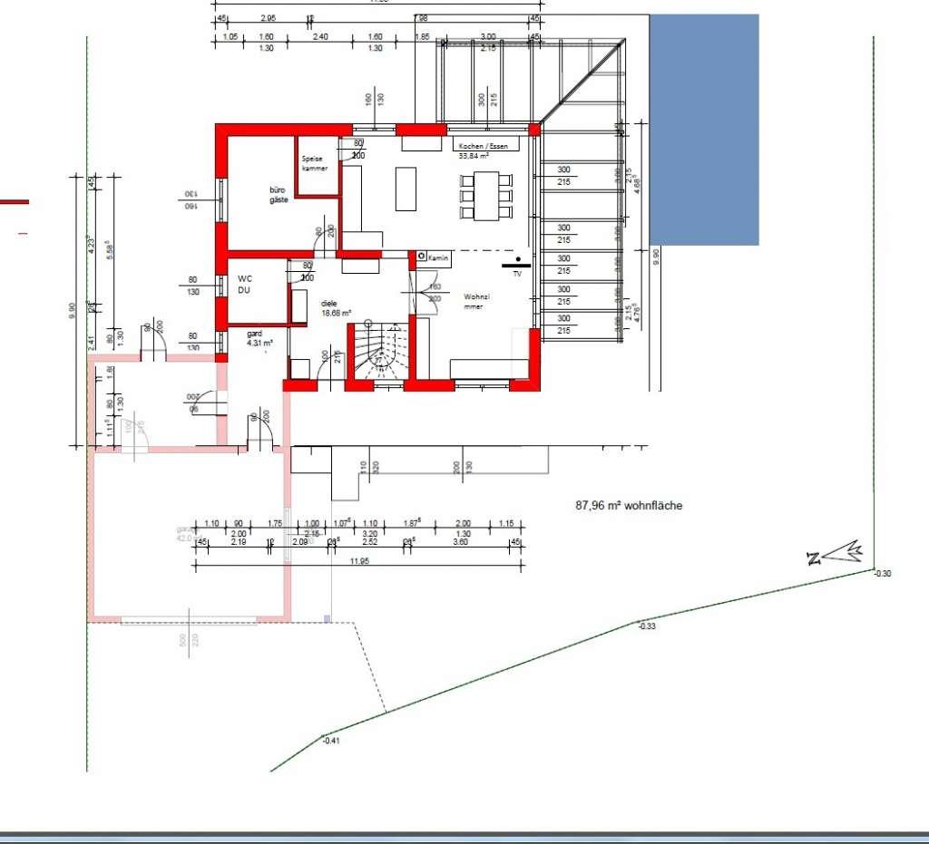 bitte um feedback zur ersten raumplanung bauforum auf. Black Bedroom Furniture Sets. Home Design Ideas