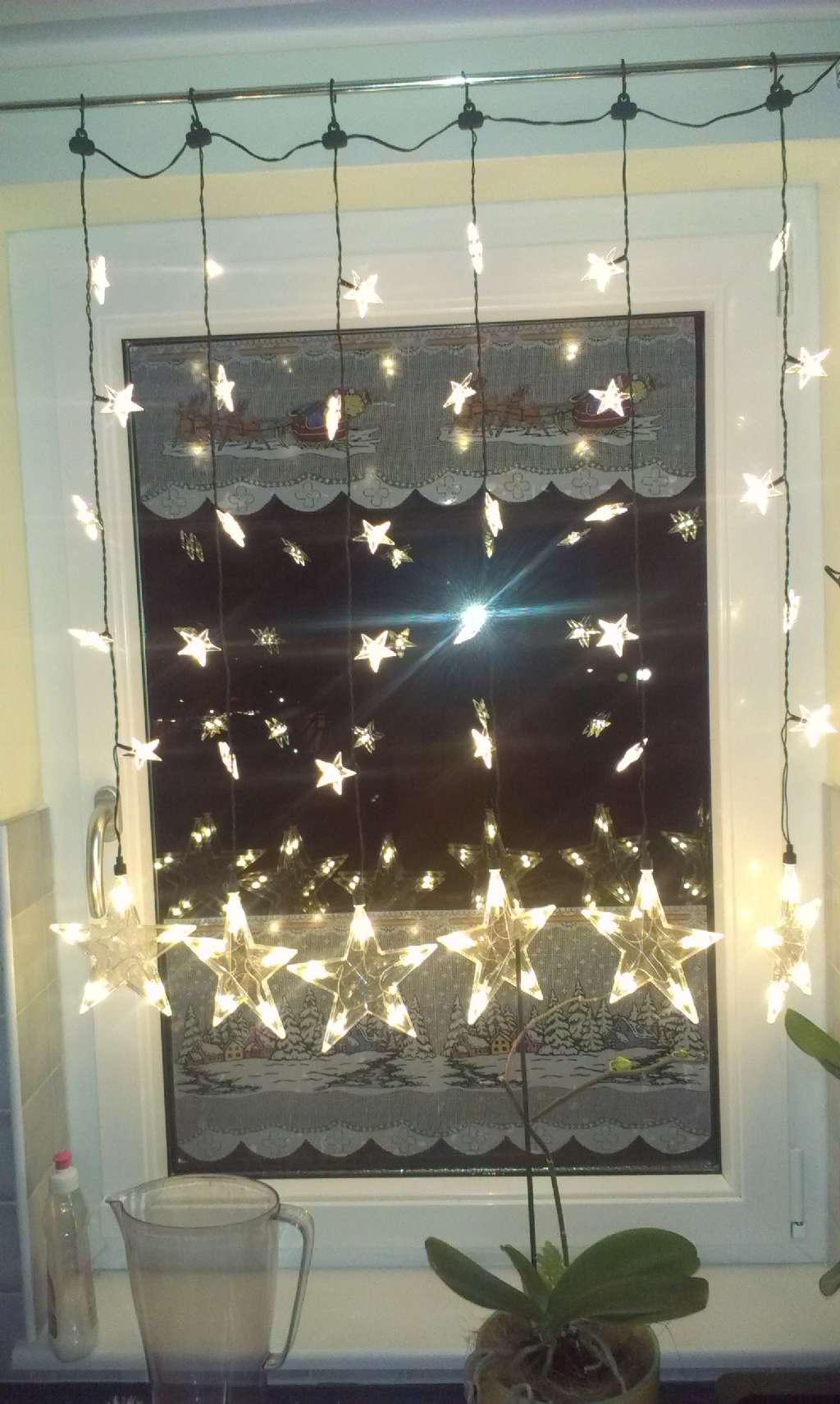 Weihnachtsbeleuchtung forum auf - Fenster weihnachtsbeleuchtung ...