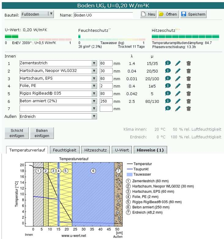 bodenaufbau ok bauforum auf. Black Bedroom Furniture Sets. Home Design Ideas