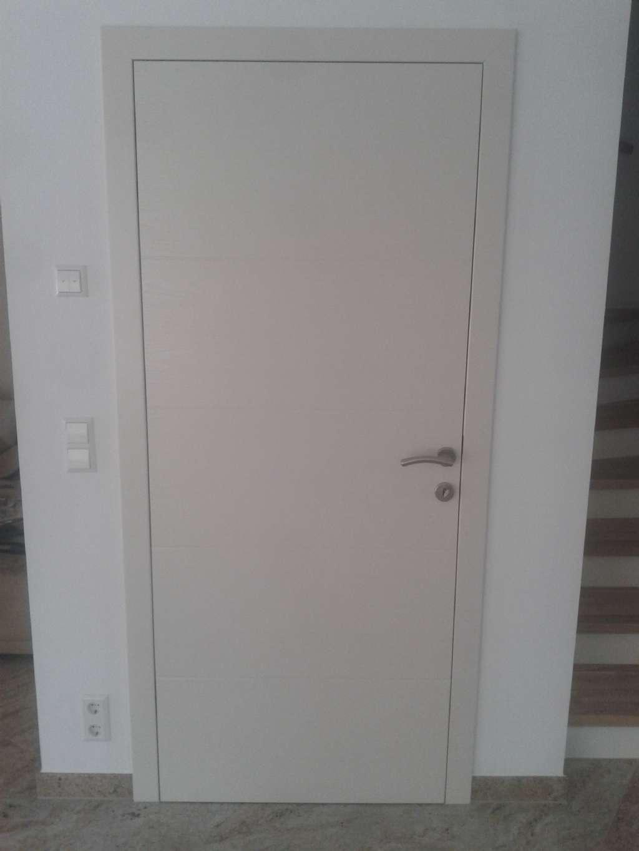 Zimmertür weiß holzmaserung  Innentür - Welche Oberfläche? | Fensterforum auf energiesparhaus.at