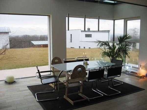 Glaswande Kosten Bauforum Auf Energiesparhaus At