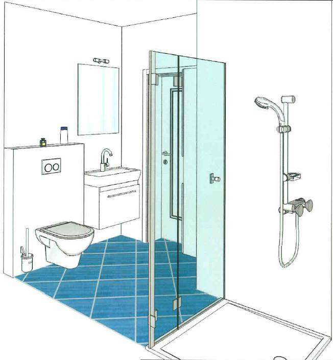 G?ste Wc Mit Dusche Planen : optimales G?ste WC/Bad Grundrissforum auf energiesparhaus.at