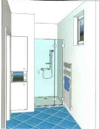 optimales gäste wc/bad | grundrissforum auf energiesparhaus.at, Hause ideen