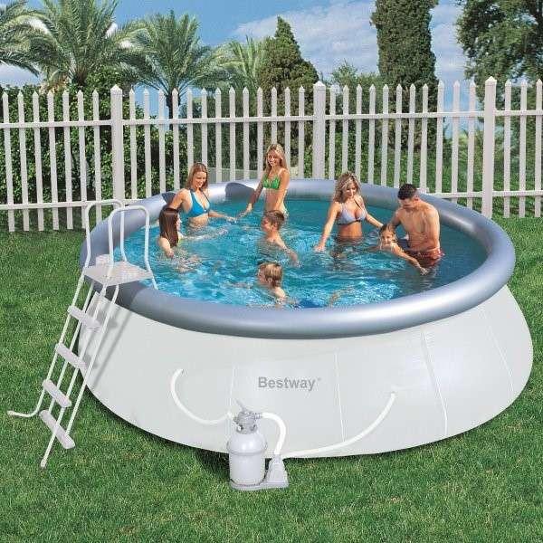 pool komplett set mit sandfilter neu forum auf. Black Bedroom Furniture Sets. Home Design Ideas