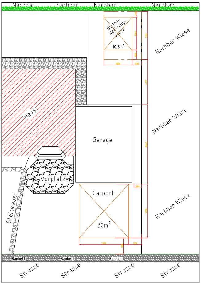 nebengeb ude im bauwich ober sterreich baurechtforum auf. Black Bedroom Furniture Sets. Home Design Ideas