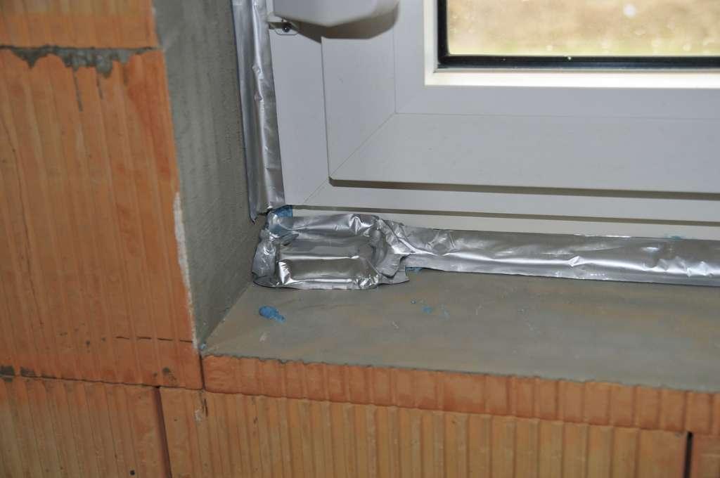 Fenstereinbau ÖNORM gerecht?