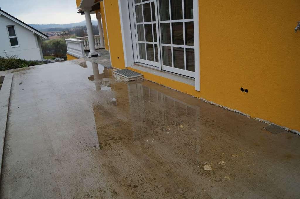 normen bei betonterrasse bauforum auf energiesparhausat