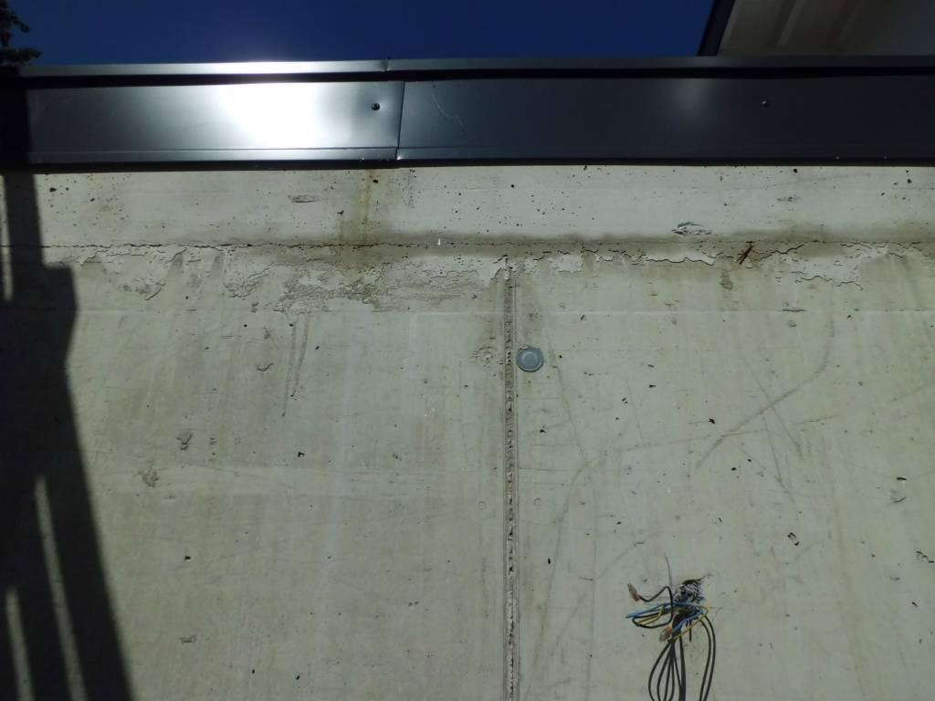 Betonwand Verputzen wassereintritt betonwand garage bauforum auf energiesparhaus at