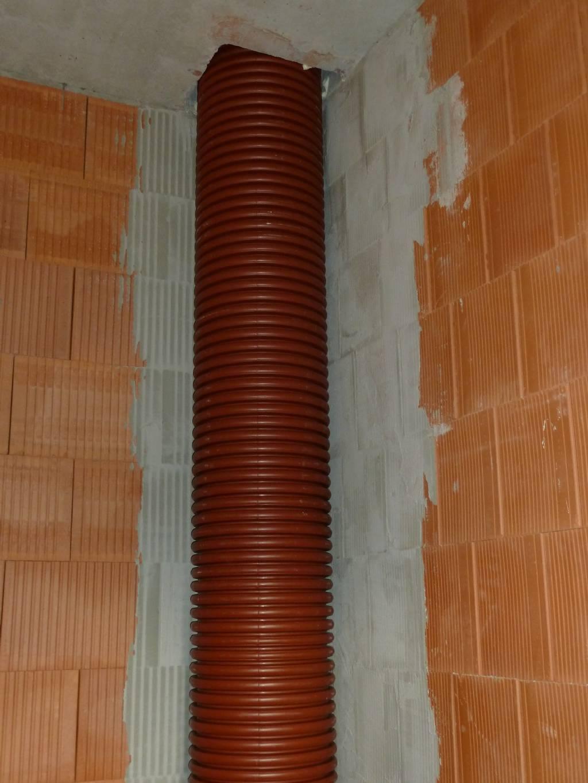 Gut bekannt Wäscheschacht | Bauforum auf energiesparhaus.at LE47