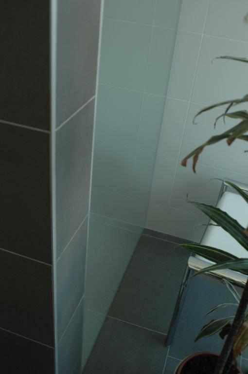 Walk - In Dusche Glasabtrennung | Forum auf energiesparhaus.at