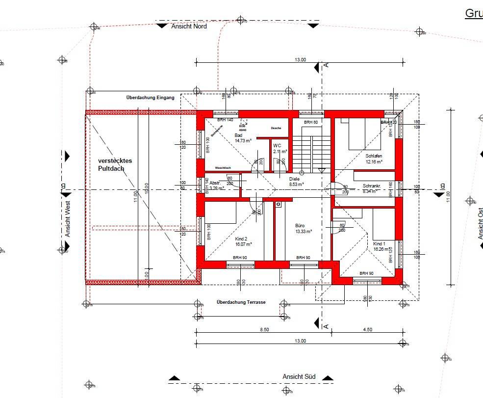 Grundriss zeichnen lager verschiedene for Raumgestaltung zeichnen