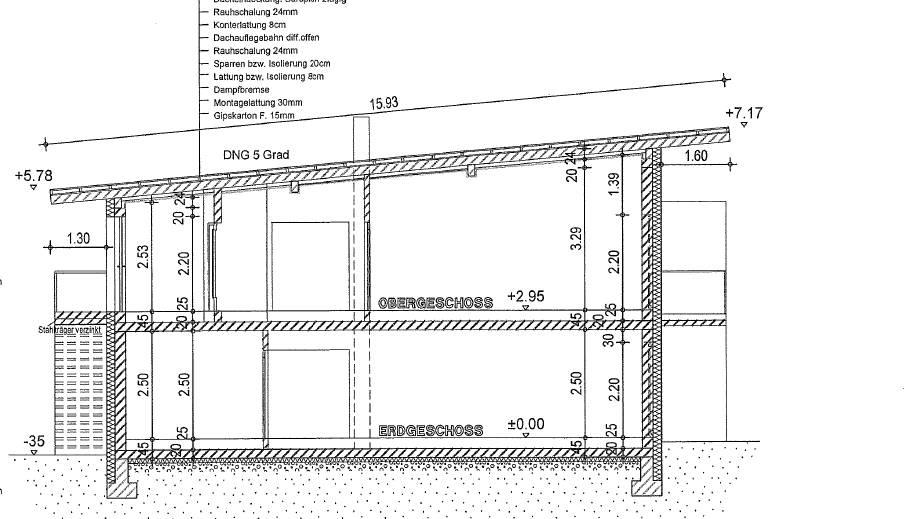 fl che f r vws berechnen baurechtforum auf. Black Bedroom Furniture Sets. Home Design Ideas