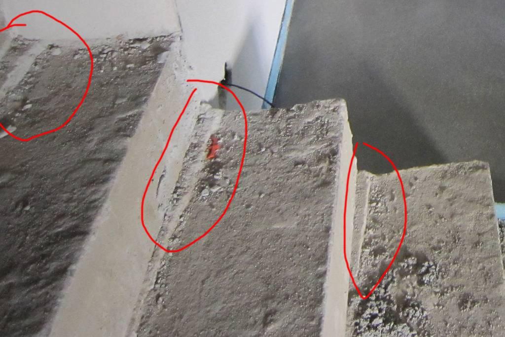 toleranzen bei betontreppe bauforum auf. Black Bedroom Furniture Sets. Home Design Ideas