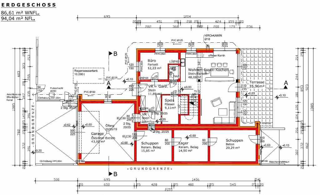 Unser zweigeschossiges einfamilienhaus grundrissforum for Hausplan einfamilienhaus
