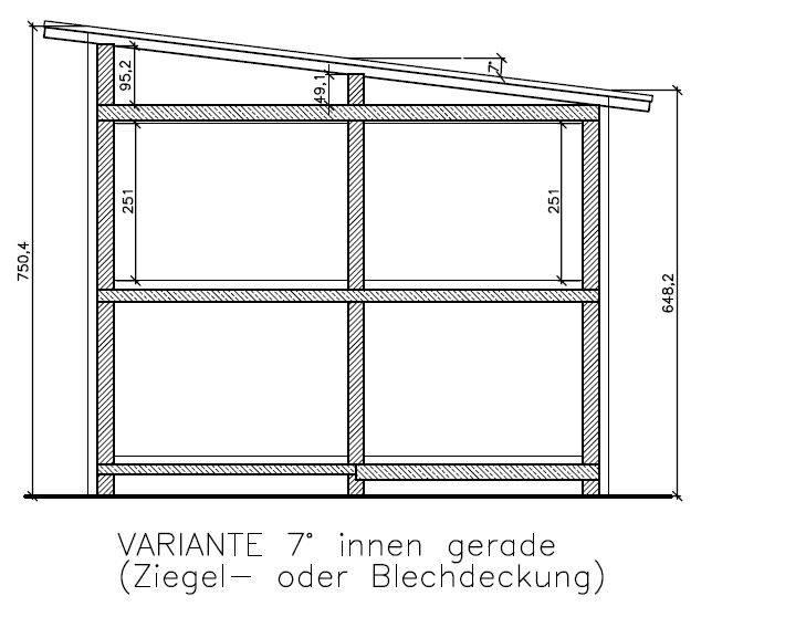 Fabulous Pultdach Ausführung Zwischendecke | Bauforum auf energiesparhaus.at NB82