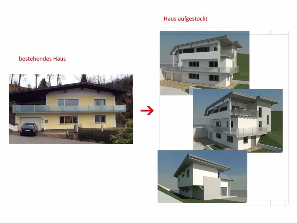 Beautiful Altes Haus Aufstocken Images - Kosherelsalvador.com ...
