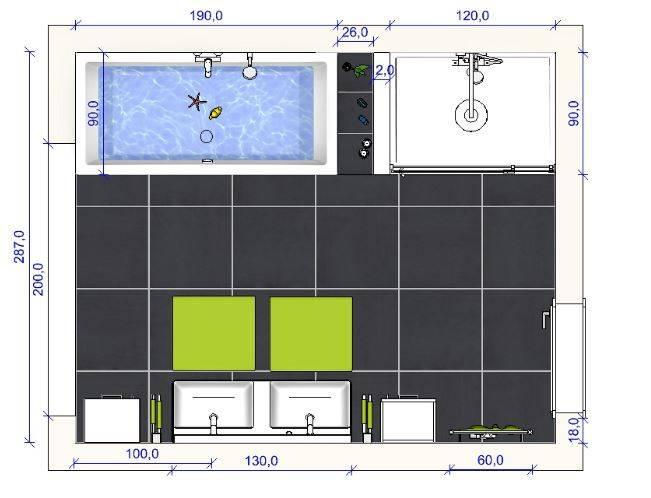 Bad Planung Ideen | Forum Auf Energiesparhaus.at Badezimmer Planen Ideen