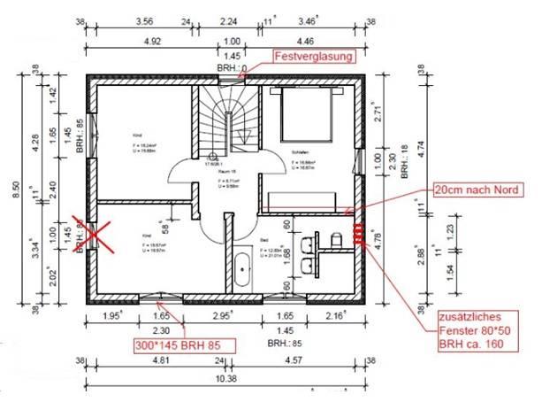 erster entwurf unseres 130m hauses grundrissforum auf. Black Bedroom Furniture Sets. Home Design Ideas