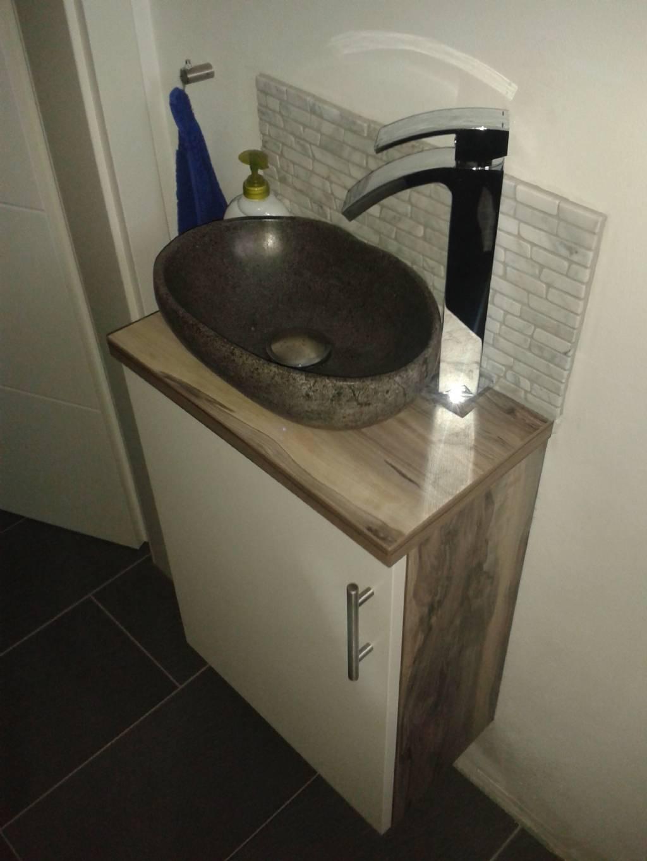 rundes waschbecken mit unterschrank m belideen. Black Bedroom Furniture Sets. Home Design Ideas