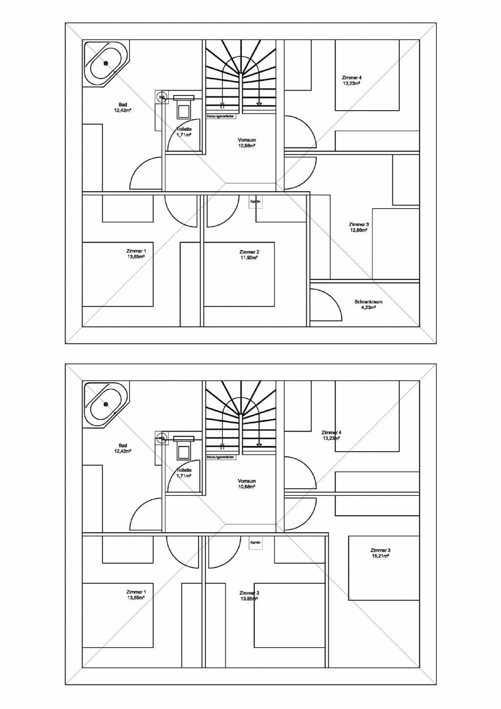 grundriss efh 160qm ohne keller mit gara grundrissforum auf. Black Bedroom Furniture Sets. Home Design Ideas