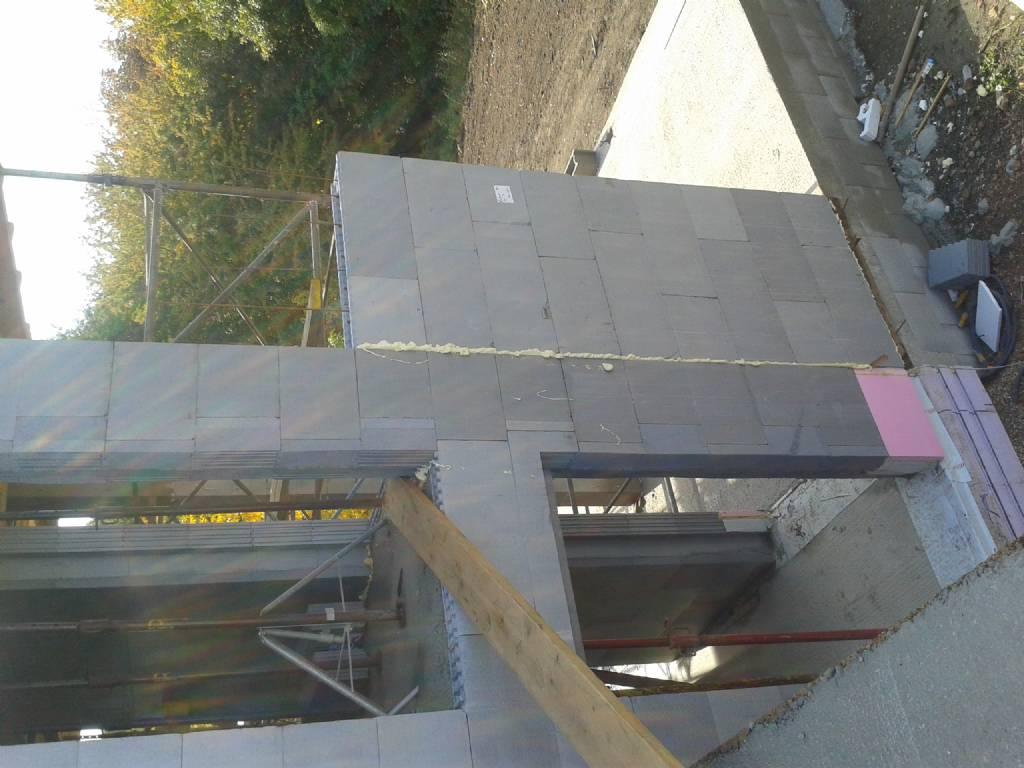 Gut gemocht Haus undicht? aus Neopor Steinen | Bauforum auf energiesparhaus.at LJ27