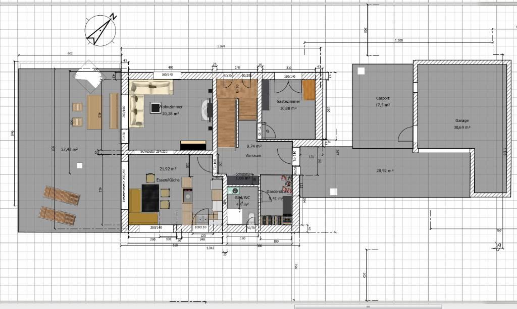 Dusche Im Keller Ohne Fenster : Entwurf EFH (der dritte ...