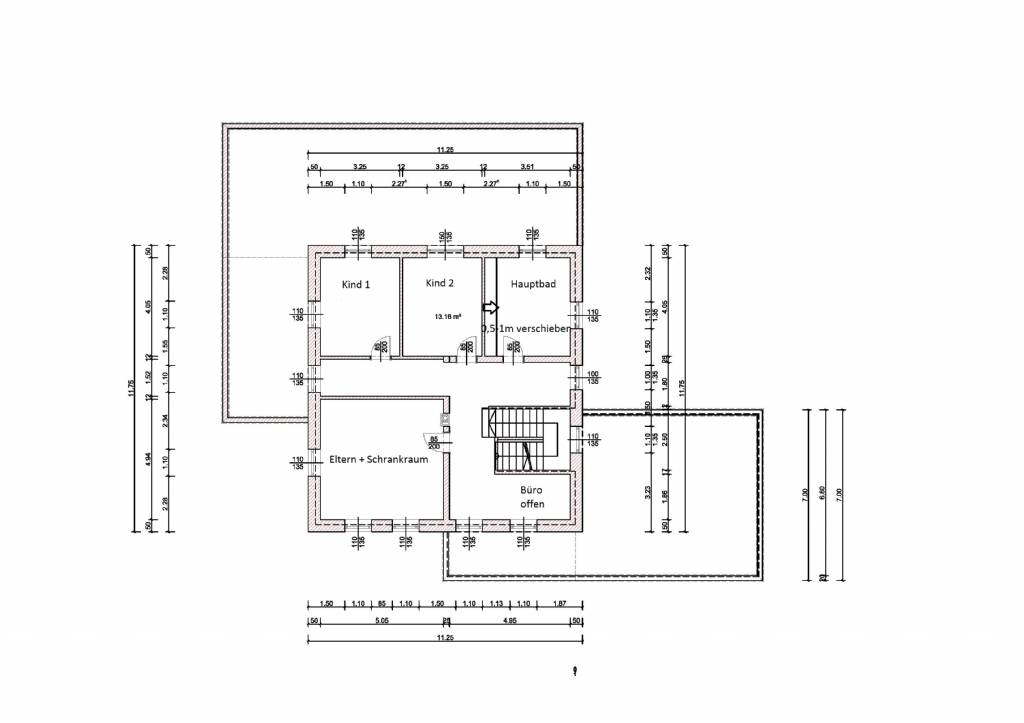 grundriss efh ohne keller grundrissforum auf. Black Bedroom Furniture Sets. Home Design Ideas