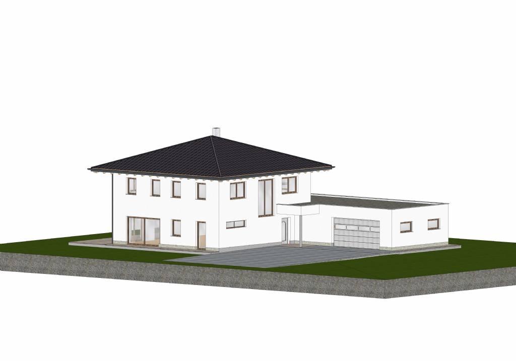 Grundriss Richtig Zeichnen : Grundriss EFH ohne Keller  Grundrissforum auf energiesparhausat[R