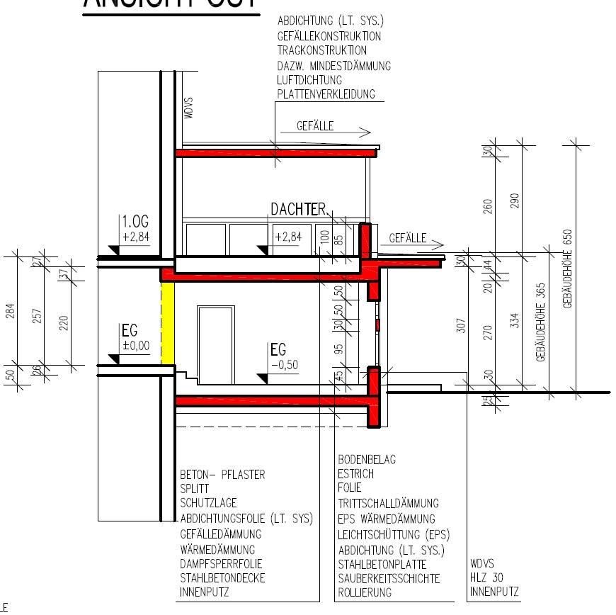 Isolierestrich Und Gefalleestrich Bauforum Auf Energiesparhaus At
