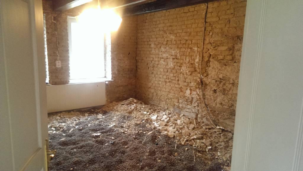Bodenaufbau Altbausanierung sanierug schüttboden bauforum auf energiesparhaus at