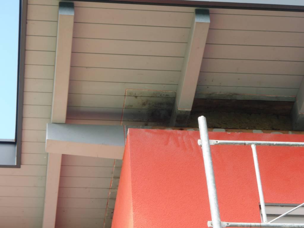 Kondensat dachuntersicht anschluss wdvs bauforum auf - Wand innen dammen schimmel ...