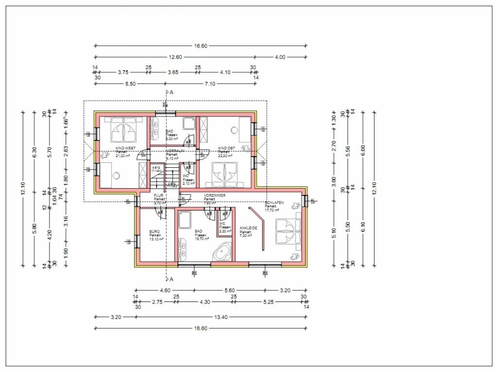 halbstockbauweise grundrissforum auf. Black Bedroom Furniture Sets. Home Design Ideas