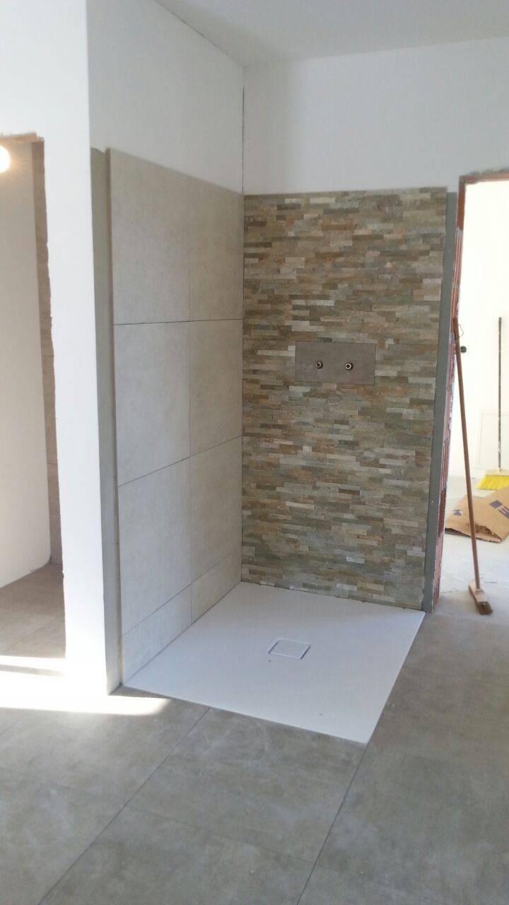 Fenster in duschwand bauforum auf - Duschwand selber bauen ...
